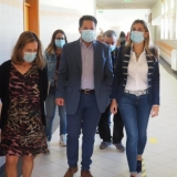 Visitas a escolas do concelho de Tondela