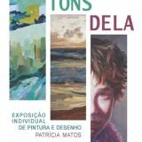 """EXPOSIÇÃO DE PINTURA """"AOS TONS DELA"""""""