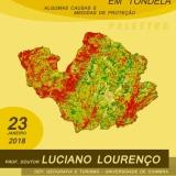 """Palestra """"Plenas Manifestações de Risco em Tondela"""" agendada para dia 23 de janeiro"""