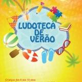 """Inscrições para a """"Ludoteca de Verão"""" – mês de agosto"""