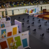 Município de Tondela abre Centro de Vacinação no Pavilhão Municipal