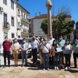 Município de Tondela entrega cheques a IPSS do concelho para ajudar na compra de carrinhas