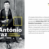 Exposição António Braz - O Rambóia Comendador