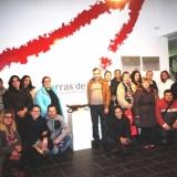 Visita de formandos do IEFP ao MUSEU TERRAS DE BESTEIROS