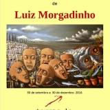 Exposição de pintura de Luiz Morgadinho no Museu Terras de Besteiros
