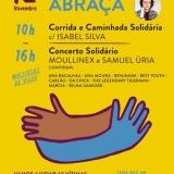 """""""Viseu Abraça"""" acontece a 12 novembro para apoiar vítimas dos incêndios na região"""