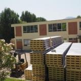 Remoção de coberturas com amianto de escolas do concelho de Tondela