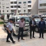 EDP Distribuição oferece viatura a Bombeiros Voluntários de Tondela