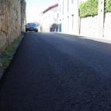 Beneficiação em vias municipais na freguesia de Lobão da Beira