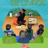 """""""Flores de Livros"""" na Biblioteca Municipal Tomaz Ribeiro de Tondela"""