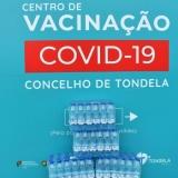Empresa Águas do Caramulo oferece garrafas ao Centro de Vacinação de Tondela