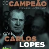 Conversas de Campeão com o atleta Carlos Lopes