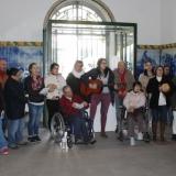 Cooperativa de Solidariedade Social Vários cantou as Janeiras nos Paços do Concelho de Tondela