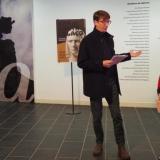 Inauguração da exposição de Ana de Gonta Colaço