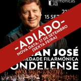 Adiado - Concerto inserido nas Comemorações do Dia do Município
